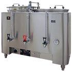Grindmaster 81010(E) Twin 10 Gallon Coffee Machine Urn - 120/208/240V