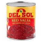 Del Sol Red Mexican Salsa #10 Can