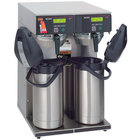 Bunn 38700.0013 Axiom APS Twin Airpot Coffee Brewer - 120/240V