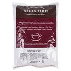 Pumpkin Spice Cappuccino Mix 2 lb Bags - 6/Case