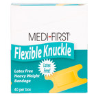 Medique 61678 Medi-First Woven Knuckle Bandage   - 40/Box