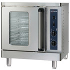 Alto-Shaam ASC-2E Platinum Series Half Size Electric Convection Oven with Manual Controls - 208V, 3 Phase, 5000W