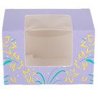 Easter Egg Box 1/4 lb. Window Candy Box 3 5/8