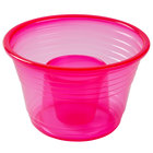 Fineline Quenchers 4112-RD Blaster Bomb Shot Cups / Power Bombs Neon Red - 25/Pack