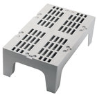 Cambro DRS360 36 inch x 21 inch x 12 inch Slotted Top Bow Tie Dunnage Rack - 1500 lb. Capacity