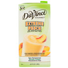DaVinci Gourmet Extreme Peach Real Fruit Smoothie Mix - 64 oz.