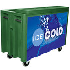 Green Arctic 720 Mobile 288 Qt. Cooler with Casters