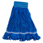 Small 16 Oz. Microfiber String Mop Head with Blue 6