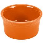Fiesta Tableware from Steelite International HL568325 Tangerine 8 oz. China Ramekin - 6/Case