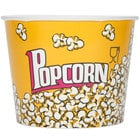 Carnival King 85 oz. Popcorn Bucket - 150 / Case