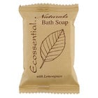 Ecossential Naturals Hotel and Motel Bath Soap 1.06 oz. Bar   - 300/Case