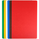Tablecraft FCB1218A 12 inch x 18 inch Flexible Cutting Board - 6/Set