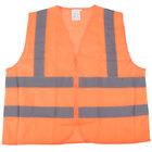 Orange Class 2 High Visibility Safety Vest - XXXL