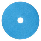Scrubble by ACS 52-20 Type 52 20 inch Blue Velvet Burnishing UHS Floor Pad