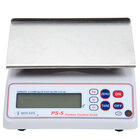 Medi-Data PS-5 10 lb. Digital Portion Control Scale, Legal for Trade