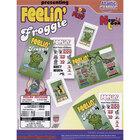 Feelin' Froggie 1 Window Pull Tab Tickets - 540 Tickets Per Deal - Total Payout: $400
