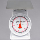 Cardinal Detecto T-25-KP Dual Reading Top Loading Fixed Dial Scale - 25 kg. / 55 lb.