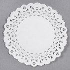 4 inch Normandy Lace Doilies - 1000/Case
