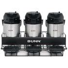 Bunn 35728.0002 UNIV-3 APR Three Pot Universal Airpot Rack
