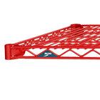 Metro Super Erecta Red Wire Shelving