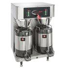 Grindmaster PBVSA-430 1.5 Gallon Twin Shuttle Coffee Brewer