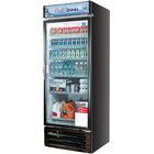 Turbo Air Refrigeration 1 Section Glass Door Merchandising Refrigerators