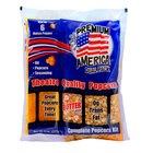 Great Western Premium America All-In-One Popcorn Kit for 6 oz. Popper - 36/Case