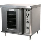 Garland MCO-E-5-C Single Deck Half Size Electric Convection Oven - 208V, 1 Phase, 5.6 kW
