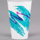 Dart Solo RP16P-00055 Jazz 16-18 oz. Poly Paper Cold Cup - 1000/Case