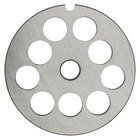 Hobart 12PLT-5/8S #12 5/8 inch Stay Sharp Grinder Plate for 4812 Meat Choppers and Chopping Ends