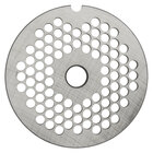 Hobart 12PLT-3/16C #12 3/16 inch Carbon Steel Grinder Plate for 4812 Meat Choppers and Chopping Ends