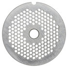 Hobart 12PLT-1/8S #12 1/8 inch Stay Sharp Grinder Plate for 4812 Meat Choppers and Chopping Ends