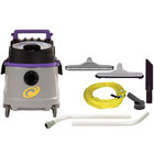 ProTeam 107129 10 Gallon ProGuard 10 Wet / Dry Vacuum Cleaner with Tool Kit - 120V