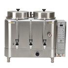 Curtis RU-300-20 Automatic Twin 3 Gallon Coffee Urn - 208/220V
