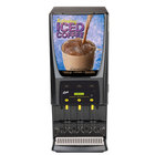 Curtis PCGT3900 G3 Primo Iced Coffee Dispenser with 3 Hoppers