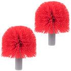 Unger BBRHR Replacement Brush Heads for Unger Ergo Toilet Bowl Brush   - 2/Pack