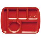 GET TL-151 Red Melamine 9 1/2