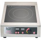 Bon Chef 12082 Countertop Induction Range - 110V, 1800W