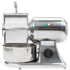 Medium-Duty Stainless Steel 1 1/2 hp Electric Cheese Grater - 110V