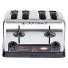 Hatco TPT-240 4 Slice Commercial Toaster - 1 1/4