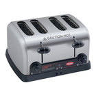 Hatco TPT-240 4 Slice Commercial Toaster - 1 1/4 inch Slots, 240V