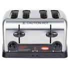 Hatco TPT-208 4 Slice Commercial Toaster - 1 1/4