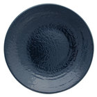 Elite Global Solutions D814RR Pebble Creek Lapis-Colored 8 1/4 inch Round Plate