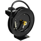 Equip by T&S 5HR-242-12 50' Open Hose Reel with Front Trigger Water Gun