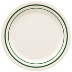 GET Emerald Melamine Dinnerware