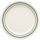 GET BF-010-EM Emerald 10 inch Plate - 12/Case