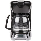 Proctor Silex 43672 Black Programmable 12 Cup Coffee Maker with Auto Shut Off