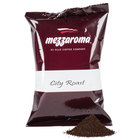 Ellis Mezzaroma City Roast Ground Coffee 2.5 oz. Packets - 24/Case