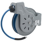 T&S B-1433-01 35' Enclosed Hose Reel with 8