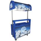 IRP 2050 Blue ICC-1 Jr. 216 Qt. Illuminated Concessionaire